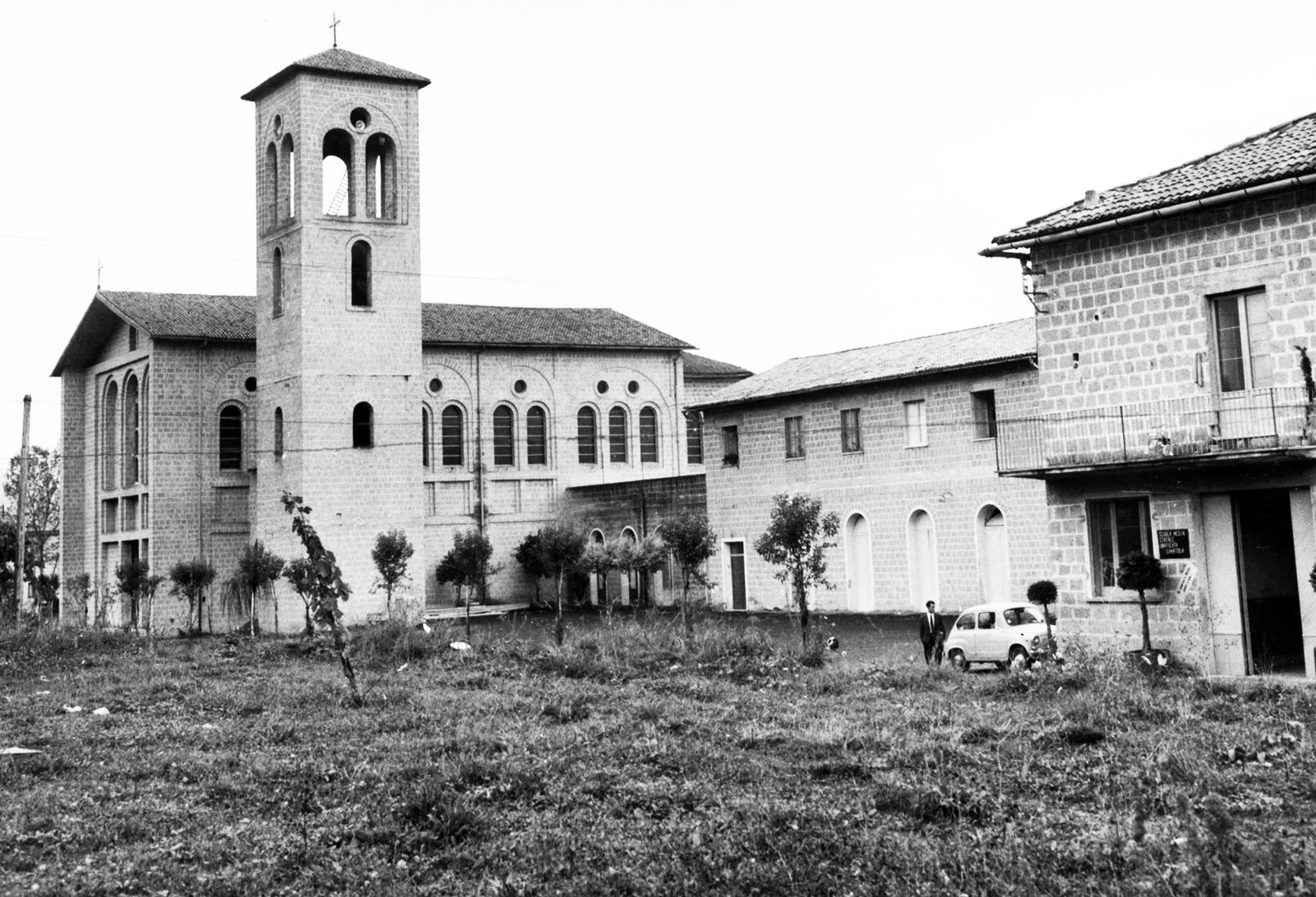 Chiesa San Biagio – veduta