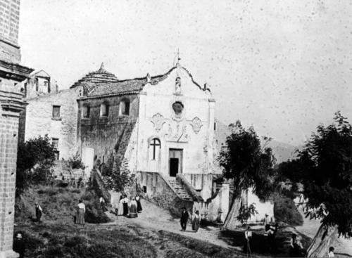 Chiesa San Tommaso A.G,P - veduta