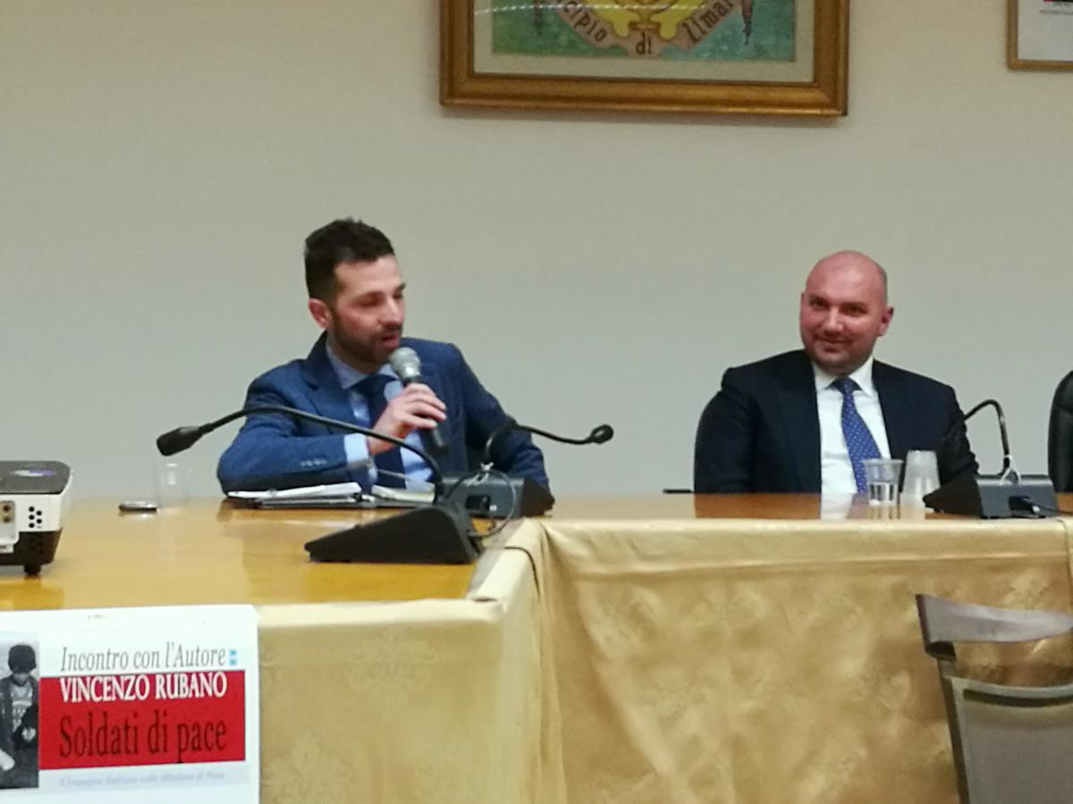 il Giornalista Vincenzo Rubano