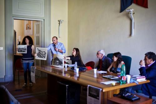 Barbara Martusciello, Luciano Ferrara, Matilde De Feo, Luca Sorbo, Raffaella Aragosa, Rossano Orchitano