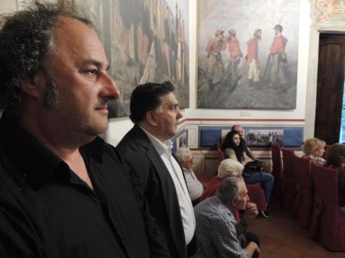 Giuseppe Alois e Gino Rispoli