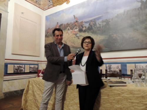 Lidia Di Lorenzo e Marcello Natale